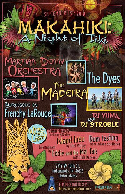 Makahiki: A Night of Tiki
