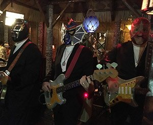 Los Straitjackets at The Hukilau 2018