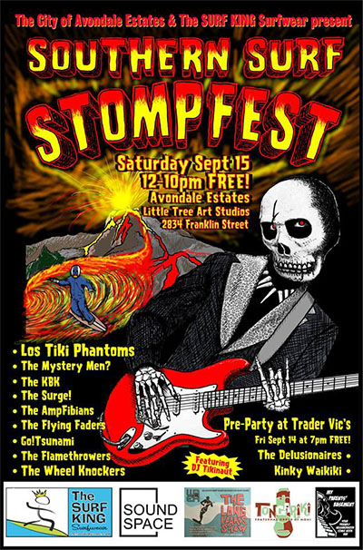 Southern Surf StompFest