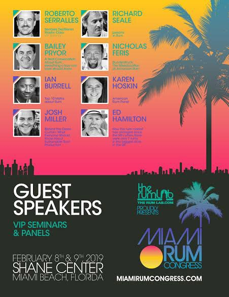 Miami Rum Congress<