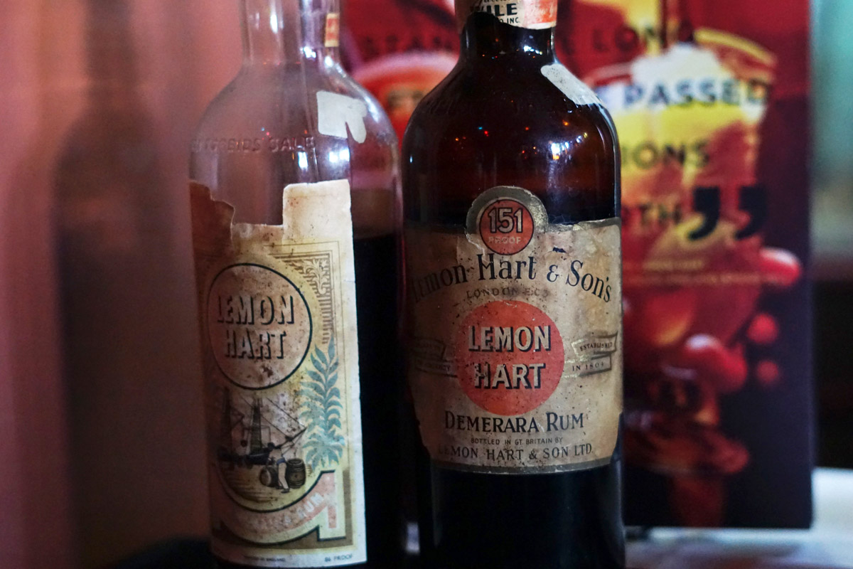The Mai-Kai brought two historic rums out of the archives for the special event