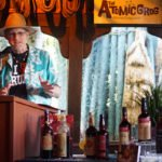 Hurricane Hayward talks about the history of Lemon Hart and Demerara rum at The Mai-Kai
