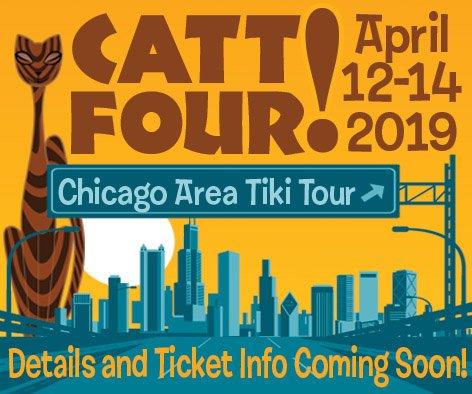 Chicago Area Tiki Tour
