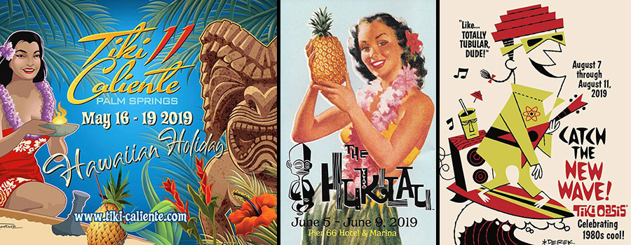 The Tiki Times: Full 2019 events calendar