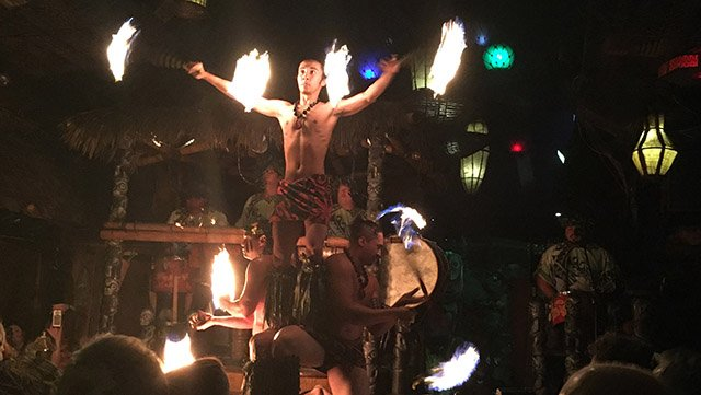 The Polynesian Islander Revue, the longest-running authentic South Seas stage show in the United States, including Hawaii. (Atomic Grog photo)