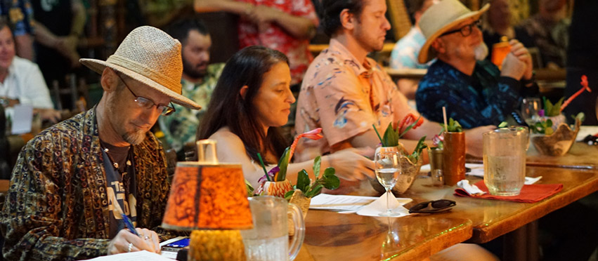 Florida bartender wins Chairman's Reserve Mai Tai Challenge at The Mai-Kai, earns trip to St. Lucia