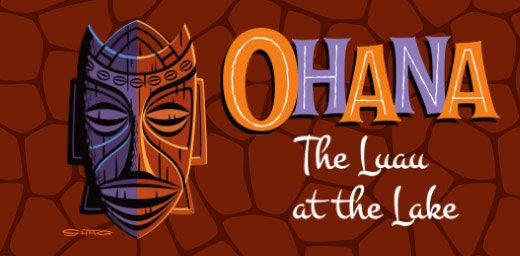 Ohana: Luau At The Lake