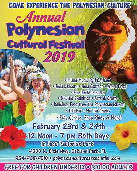 Polynesian Cultural Festival 2019
