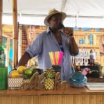 Rum ambassador Ian Burrell kicks off The Tiki Takeover bartender battle.