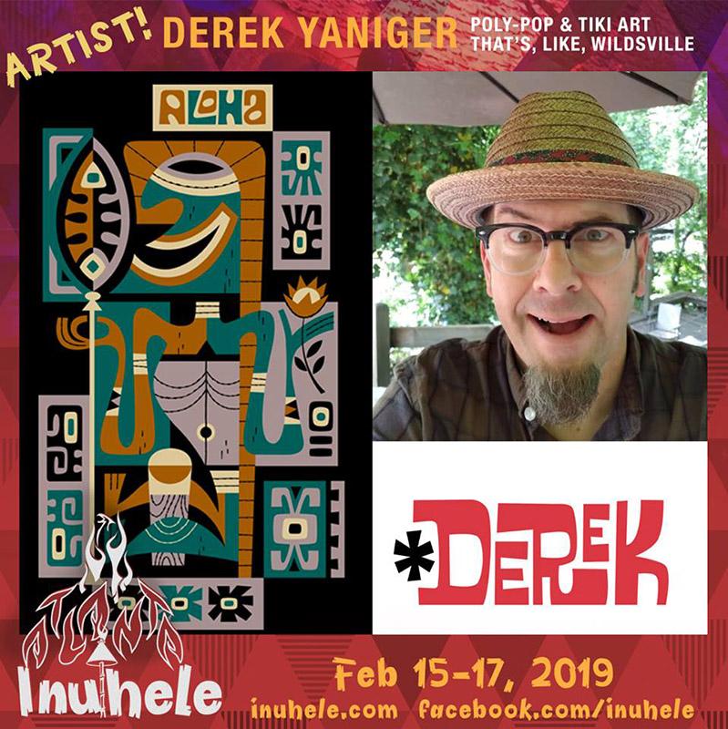 Derek Yaniger at Inuhele 2019
