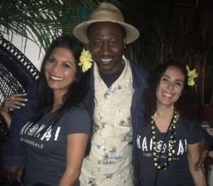 Ian Burrell, aka the global rum ambassador, welcomed The Mai-Kai to London in October for a special event leading up to his 12th annual UK RumFest. (Photo by The Mai-Kai)