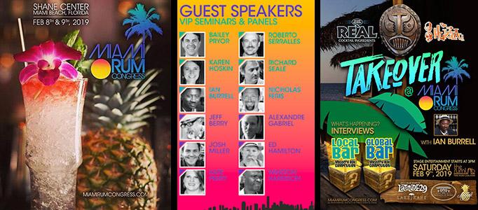 Miami Rum Congress 2019