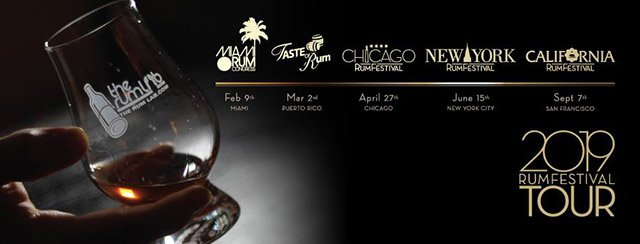 The Rum Lab's 2019 Rum Festival Tour