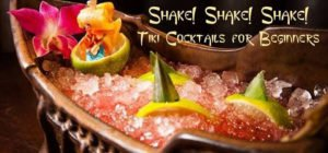 Tiki Cocktails for Beginners at Inuhele 2019