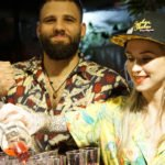 Jesus Perez and Courtney Lane from The Broken Shaker in Miami Beach present the Splendid Sunbird