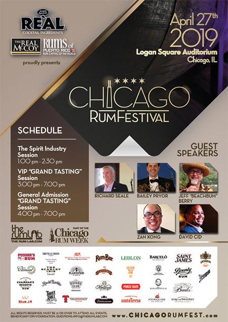 Chicago Rum Festival