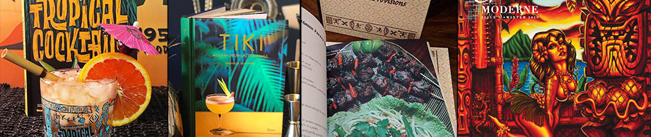 New cocktail books, magazine prove Tiki underground is alive and thriving