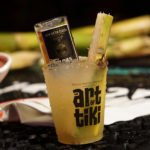 Minibar's Man-Go Get the Pilot features Bacardi's Havana Club rums plus some creative garnish