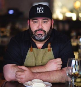 Chef Jorgie Ramos (Source: Barleymia.com)