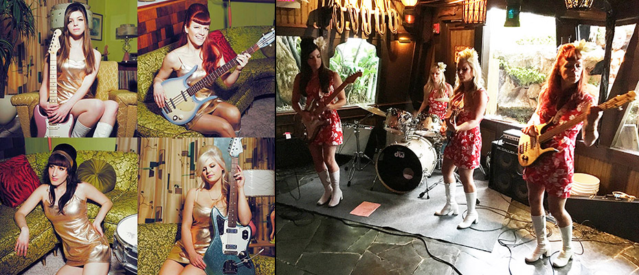 100 Days to The Hukilau: Weekend events at The Mai-Kai to feature The Surfrajettes, preview party
