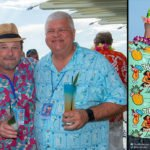 One of the best places to enjoy the Tiki Tower Takeover is the outdoor observation deck at Pier Sixty-Six. (Photos by Chris Kridler)