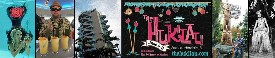The Hukilau 2019 update: Last party at Pier Sixty-Six? Rooms, events selling fast as new cocktail classes added
