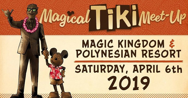 Magical Tiki Meet-Up