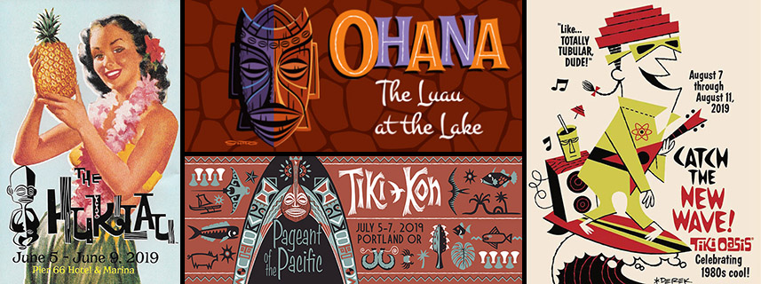 The Tiki Times exclusive event guide