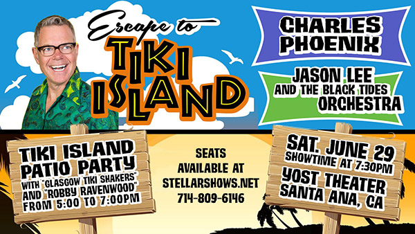 Escape To Tiki Island