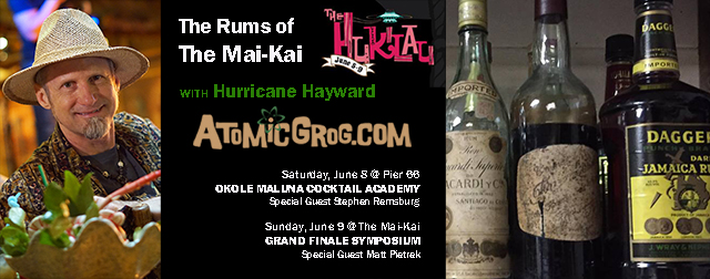 The Rums of The Mai-Kai with Hurricane Hayward