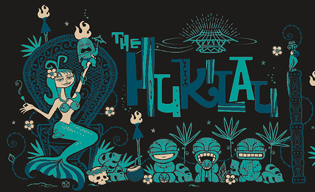 The Hukilau 2019 official artwork by Baï