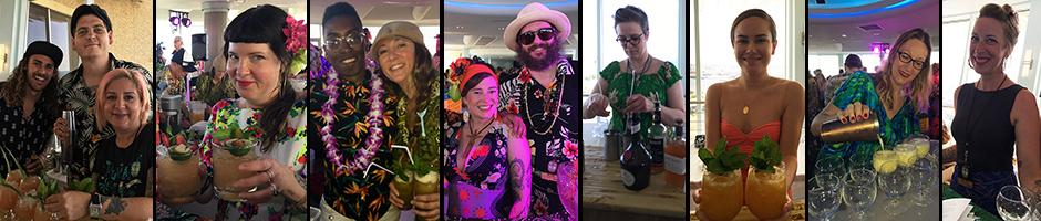 The Tiki Tower Takeover at The Hukilau 2019