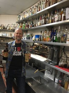 Sunday's Grand Finale at The Mai-Kai will feature a special symposium by Hurricane Hayward on the bar's historic rum collection, which dates back more than 60 years. (Atomic Grog photo)