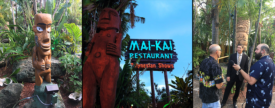 The Mai-Kai Walking Tour on Marooned: A Texas Tiki Podcast