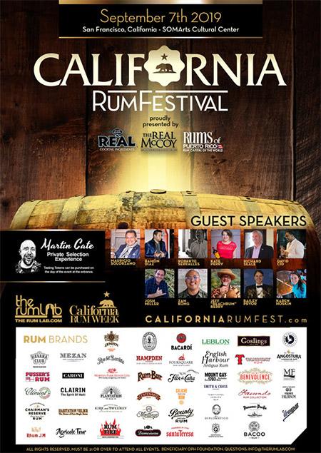 California Rum Festival