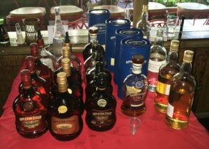 The full range of Appleton Estate rums were featured at a special rum tasting at The Mai-Kai on Aug. 14, 2019