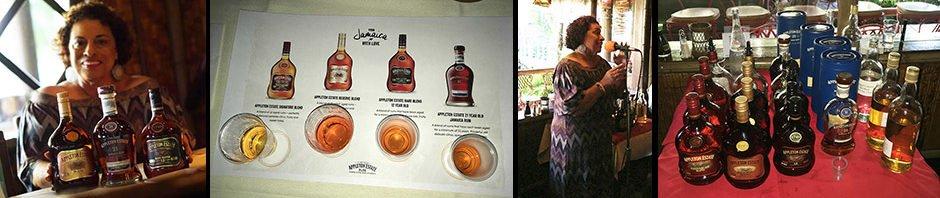 What we learned at Appleton master blender Joy Spence's rum tasting at The Mai-Kai