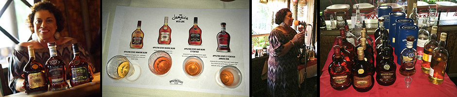 Appleton master blender Joy Spence hosts rare rum tasting at The Mai-Kai