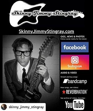 Skinny Jimmy Stingray