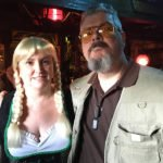 The Big Lebowski's Walter Sobchak ditches The Dude and finds a fraulein at Hulaween.