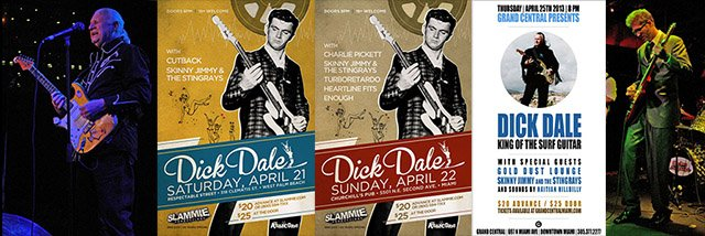 Skinny Jimmy's Picks: The all-time top 5 Dick Dale songs
