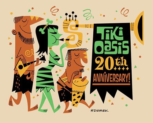 Tiki Oasis 2020