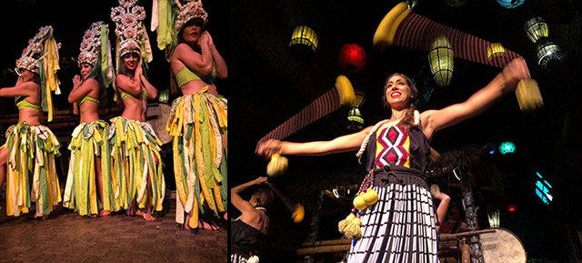 The Polynesian Islander Revue is the longest-running authentic South Seas stage show in the United States, including Hawaii. It features authentic costumes and dance from the South Seas