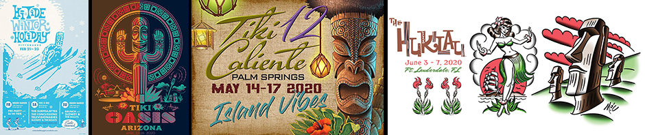 The Tiki Times: Exclusive 2020 events guide