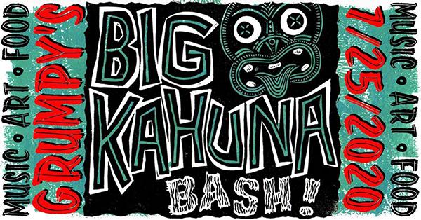 Big Kahuna Bash