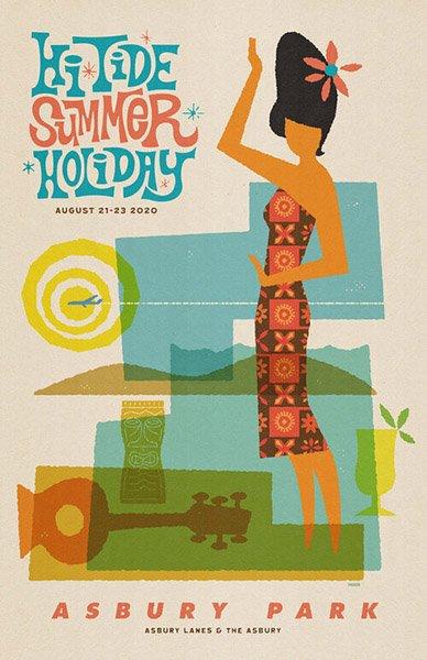 Hi-Tide Summer Holiday: Asbury Park