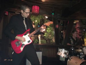 Skinny Jimmy Stingray and his band perform at The Mai-Kai in Fort Lauderdale in November 2019