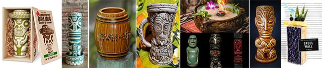 Support Tiki bars now by visiting their online stores, contributing to fundraisers