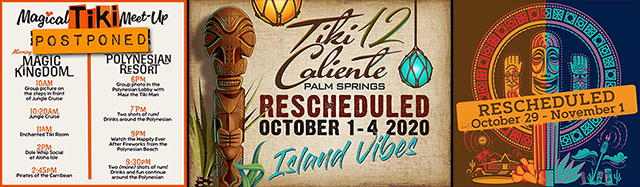 Events Calendar: The Tiki Times