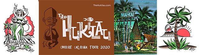 The Hukilau hits the road to spread aloha, benefit closed Tiki bars